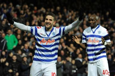 Inspirational | Adel Taarabt scored twice as Fulham failed to control him last weekend. (Image | Daily Record)