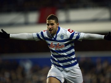 Tour de force | Adel Taarabt was in inspirational form against Fulham. (Image | Football365)