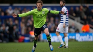 Sluggish | After Brett Holman gave Aston Villa the lead, Rangers lacked the urgency many expected. (Image | AVFC)