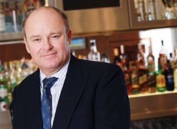 Hero | Diageo CEO Paul Walsh has been an inspirational figure in business during 2012. (Image | The Spirits Business)