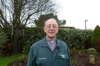 Sacked | Reverend Francis Cooke. (Image | Daily Mirror)