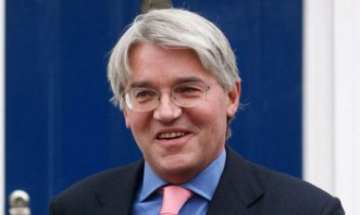 'Script' | Andrew Mitchell. (Image | The Guardian)