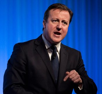 Tax rises | PM David Cameron. (Image | The Sun)