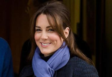 Expecting | Kate. (Image | NY Daily News)