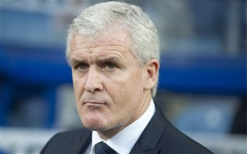 "Promise | QPR manager Mark Hughes reassured supporters following last year's ""great escape"". 