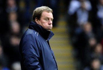 Gloom | QPR manager Harry Redknapp has optimistically targeted 20 points from the remaining 12 games. (Image | Reuters)