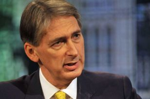 Benefits cuts call | Defence Secretary Philip Hammond. (Image | Daily Mirror)