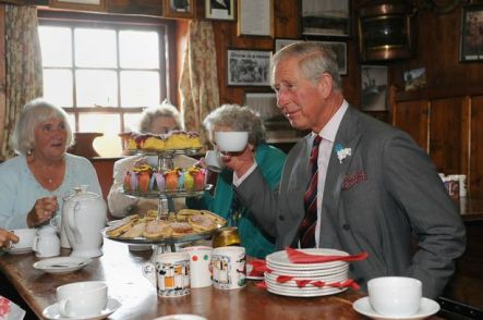 PG tips | For Prince Charles. (Image | Wales Online)