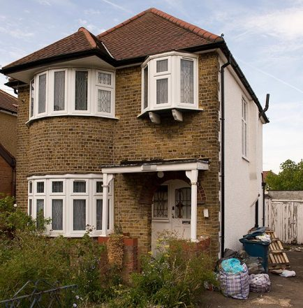 Clean up | It is expected to cost £6,000 to restore Abu Qatada's former home. (Image | The Sun)