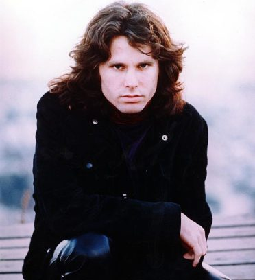 Icon ... Jim Morrison died in 1971. (Image| The Sun)