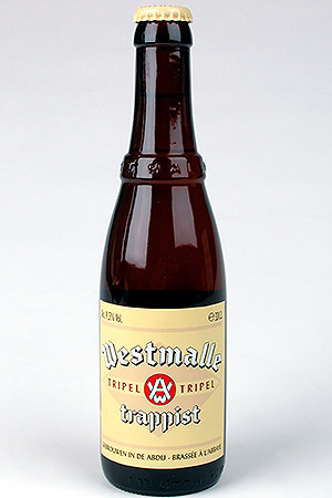 Westmalle Abbey's Tripel beer. (Image | The Sun)