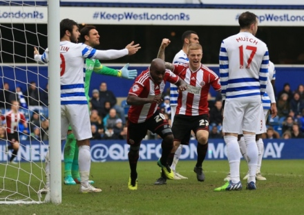 Sharp Blade   Jamal Campbell-Ryce scores to take Sheffield United into the FA Cup fourth round. (Image   Yorkshire Post)