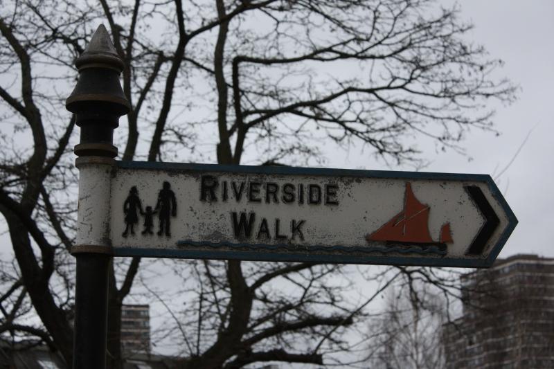 Riverside Walk Battersea